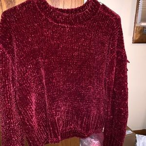 Red Aeropostale Sweater